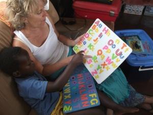 Di teaching Asimbonge