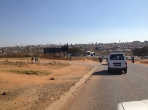 A view of Tembisa
