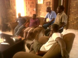 The Brethren in Pretoria