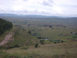View of Ngenitsheni
