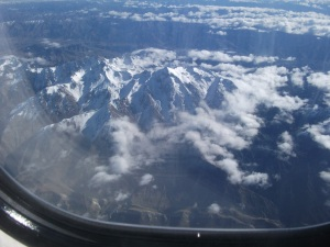 Southern Alps, New Zealand, South Island