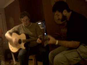 Sharing musical