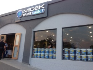 Riaan and Debbie's Midek Paint Franchise