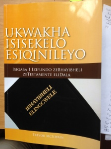 "The New Tribes Mission Material ""Firm Foundations in IsiZulu"