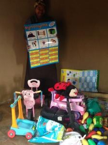 Toys for creche