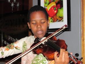 Lizzie's Violin