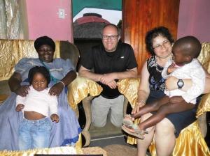 Visiting Jostina Madide