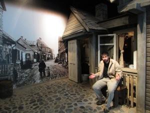 Salvador at the Jewish Museum