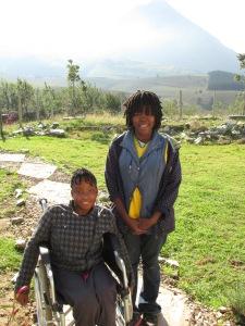 Ntombi and Paulina