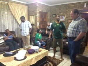 Fellowship at Pretoria Fellowship