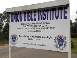 UBI sign